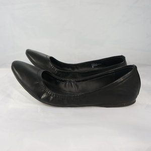 Steve Madden Skripted Black Ballet Shoes 9M